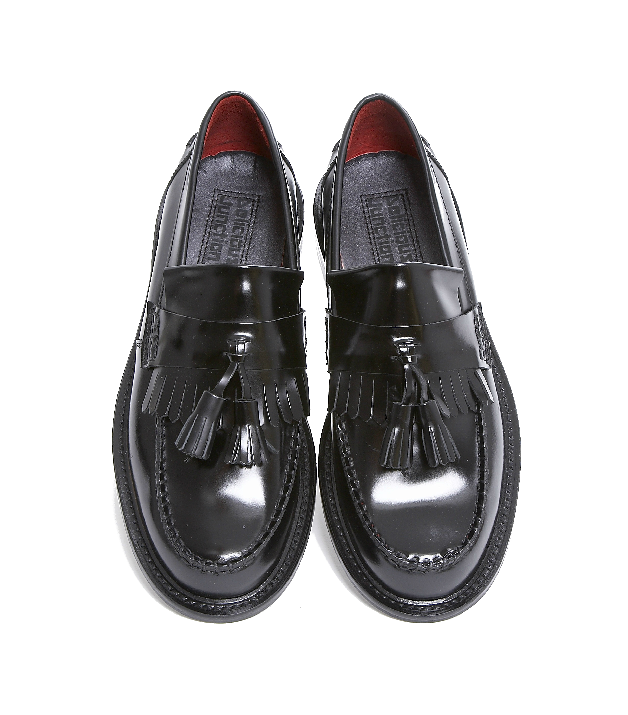 be09ee545a6f Rude Boy Black Tassel Loafer