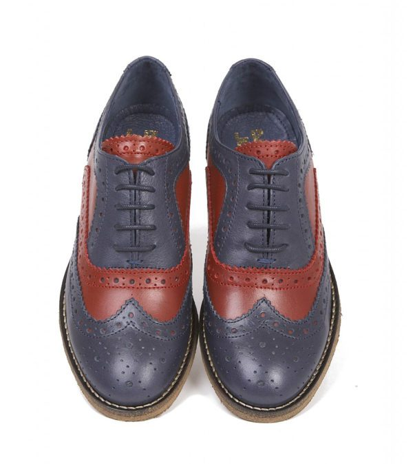 Sedgwick Oxford lace up brogue