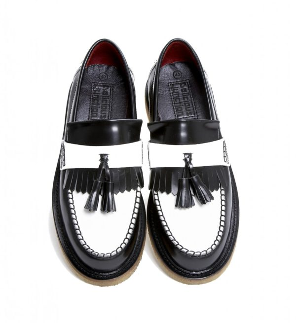 Rude Boy Tassel Loafer