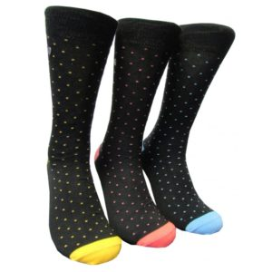 Gabicci Three Pair Cotton Modal Sock Pack