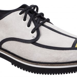 Hush Puppies Bernard Oxford 60s White