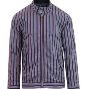 Leon GABICCI Stripe Harrington